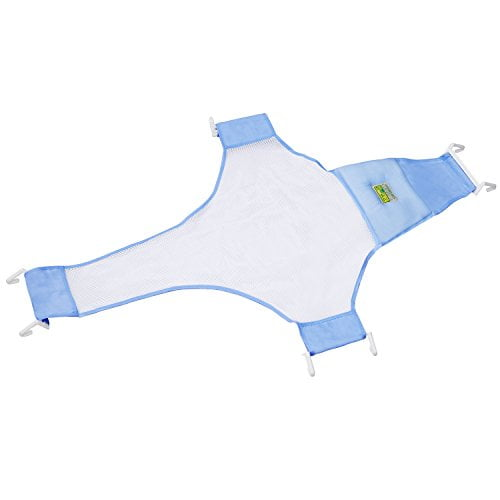 Baby Bath Suppport, HBF Adjustable Bath Seat Support Net High Quality Comfortable Baby Bath Support Sling Hammock Net