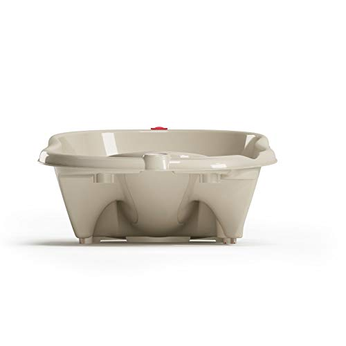 OKBaby Onda 3-in-1 Multi-Stage Baby Bath, Taupe 1