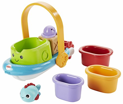Fisher-Price Rinse and Grow Tub, Grows with Baby from New-born to Toddler with Two Positions and Easy Cleaning, from Birth 1