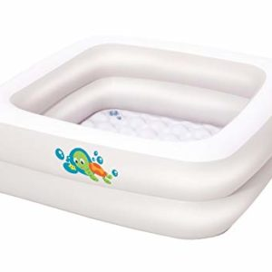 Bestway Inflatable Baby Bath Tub for Home and Travel 1