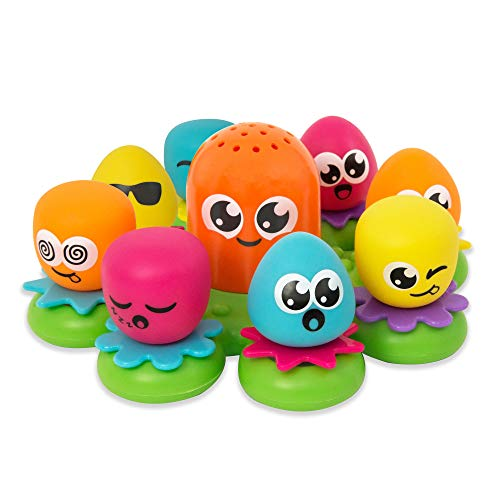 Toomies E2756 Octopals Preschool Children's Bath Toy, Multicolour